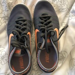 Mike sneakers never worn